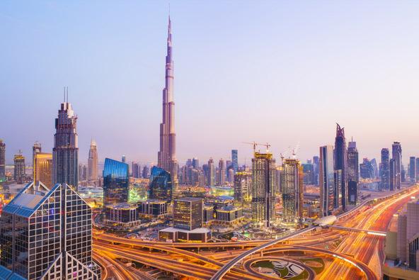 בורג' ח'ליפה בדובאי, הבניין הגבוה ביותר בעולם