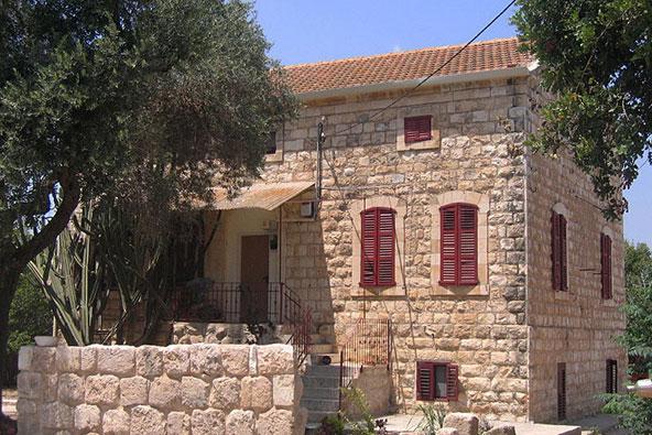 בניין טמפלרי בבית לחם הגלילית