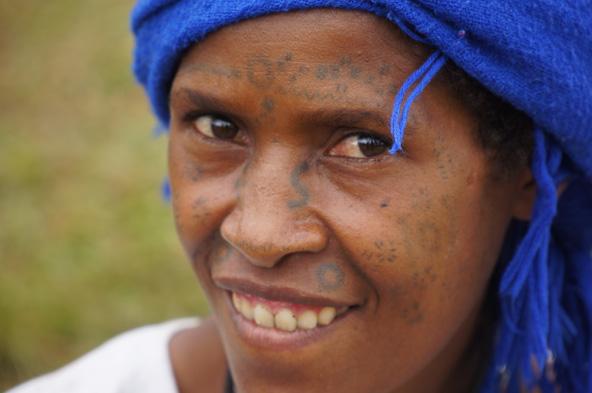 אישה משבט ההולי