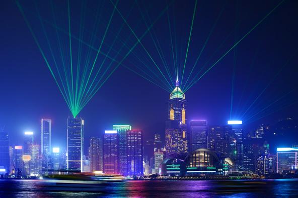 הונג קונג: סימפוניית האורות