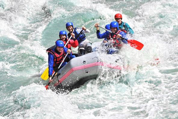 נהרות קטלוניה מציעים מסלולי רפטינג מהטובים והמאתגרים באירופה