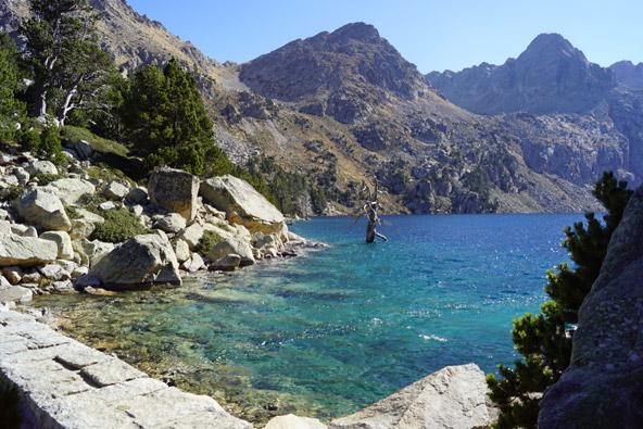 שמורת אגווס טורטס, אחת משמורות הטבע היפות ביותר בקטלוניה