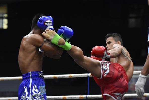 לא לבעלי לב חלש: אגרוף תאילנדי