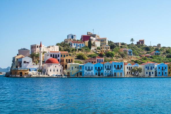 קסטלוריזו, איי יוון – ביקור באי לא מוכר