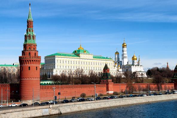 הקרמלין, הלב הפוליטי של מוסקבה לאורך שנים רבות