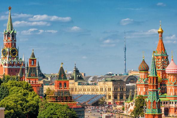 מוסקבה: האתרים שלא תרצו להחמיץ