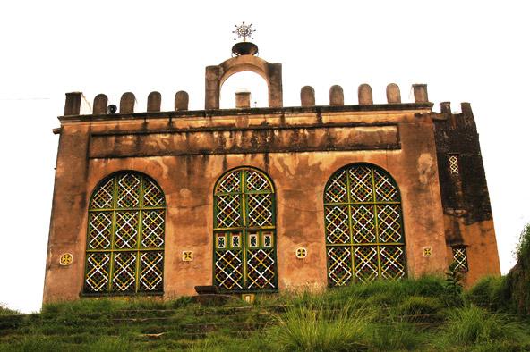 כנסיית מרים מציון, אקסום