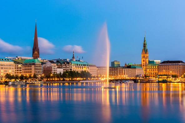המבורג – עשרת הגדולים