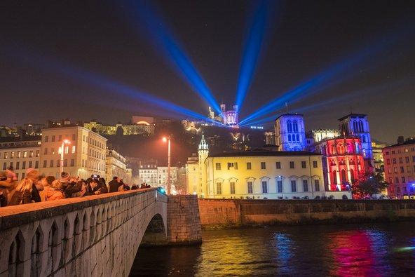 פסטיבל האורות בליון
