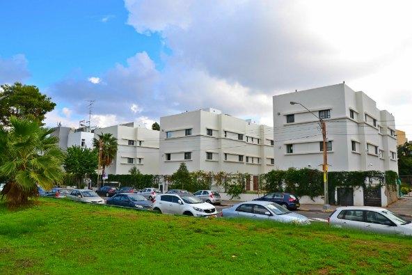בית הארחה בני דן תל אביב