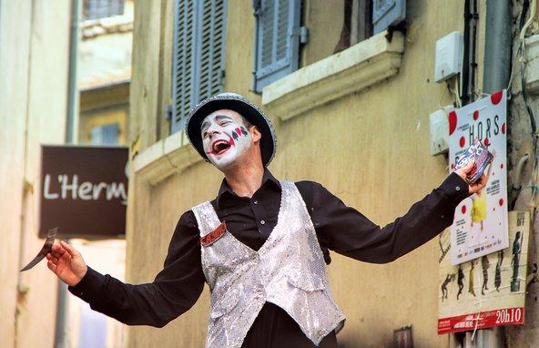 פסטיבל התיאטרון באביניון