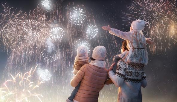 אם תקדימו כמה ימים לפני תחילת ינואר תיהנו מחגיגות השנה החדשה במגוון יעדים | צילומים: שאטרסטוק