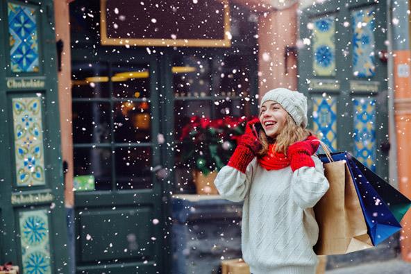 ינואר הוא חודש הסיילים הגדולים באירופה ובארצות הברית