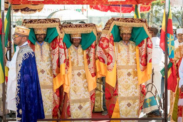 חגיגות הטימקט באתיופיה, מאורע ססגוני, מרגש וסוחף