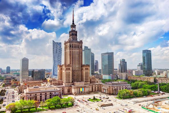 ורשה: דברים שלא כדאי להחמיץ
