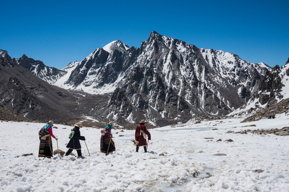 הר קאילש: מסע בטיבט להר הקדוש