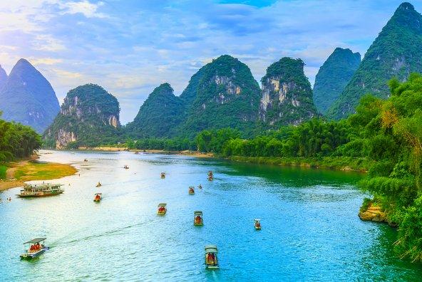 סין – עשרת הגדולים