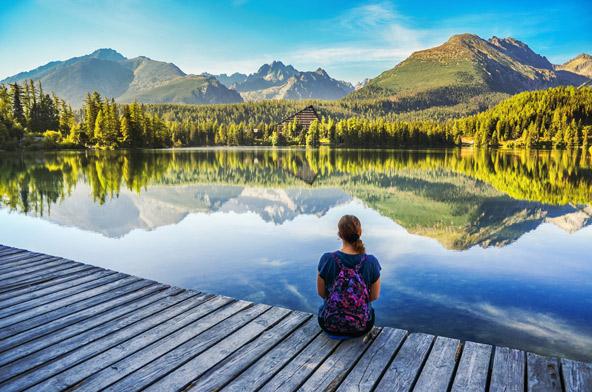 אגם בהרי הטטרה