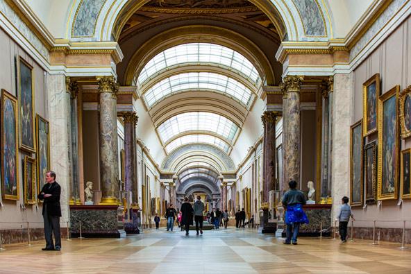 המוזיאונים החשובים בעולם