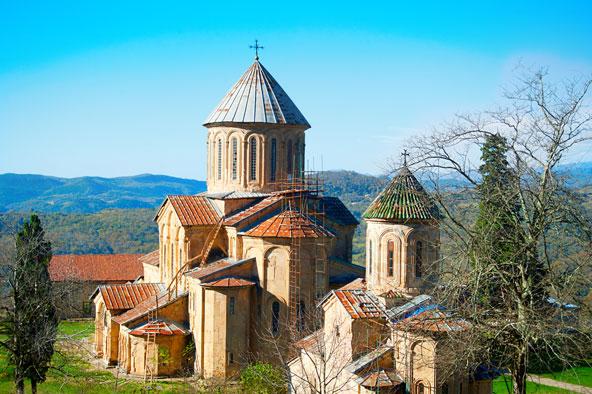 מנזר גלאטי הסמוך לקוטאיסי