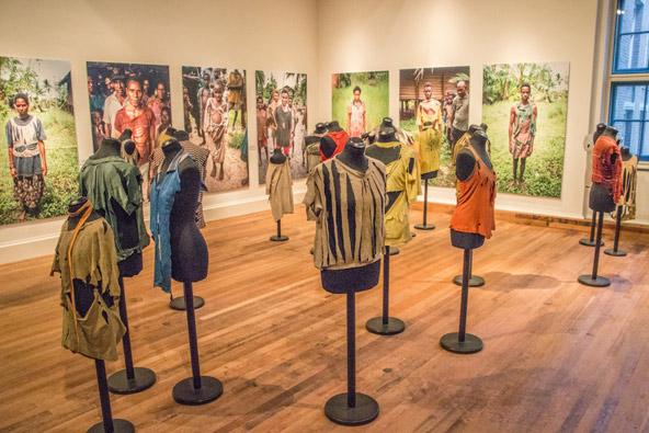 תערוכה בנושא אפרופוטוריזם במוזיאון הטרופי
