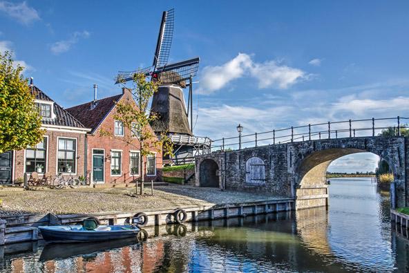 אמסטרדם מחוץ למסלול – פינות חמד נסתרות