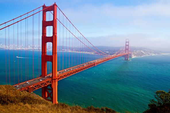 גשר שער הזהב. מיליוני צלמים לא טועים...