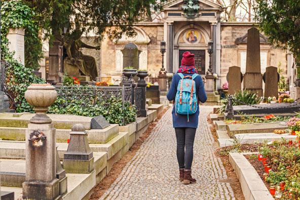 בית הקברות וישהראד