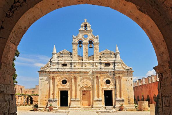 מנזר מוני ארקדי, סמל להתקוממות נגד השלטון התורכי
