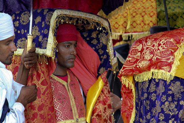 חגיגות הטימקט באתיופיה