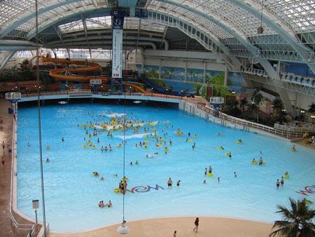 העולם תחת גג – מרכז הקניות הגדול בעולם, אדמונטון, קנדה