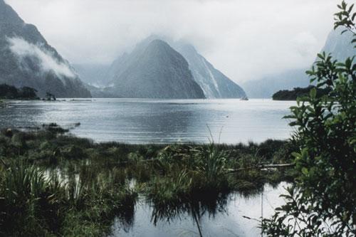 ניו זילנד: בעקבות קפטן קוק