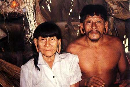אקוודור: בחברת בני הוואוראני