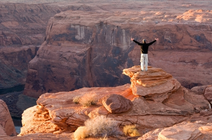 """עליה במספר ההתאבדויות בפארקים הלאומיים של ארה""""ב"""