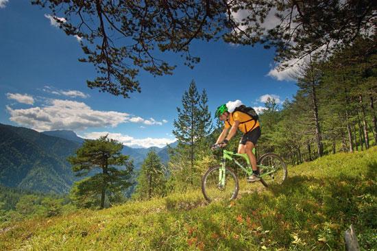 חופשת אופניים בסלובניה היפהפייה
