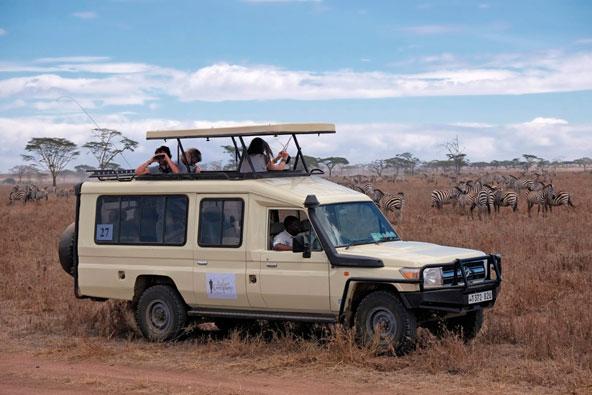 טנזניה – אל מישורי הסרנגטי