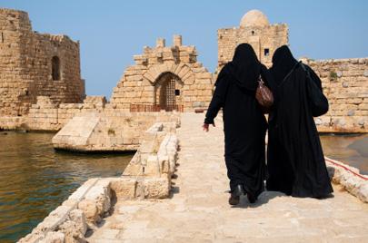 לבנון – היכרות עם השכנה מצפון