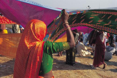 הודו: הסארי מספר סיפור