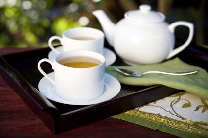טקס תה יפני: שלווה גדולה