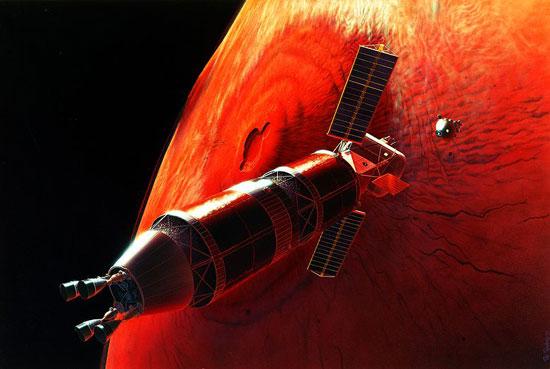 תיירות למאדים – בתוך חמש שנים?