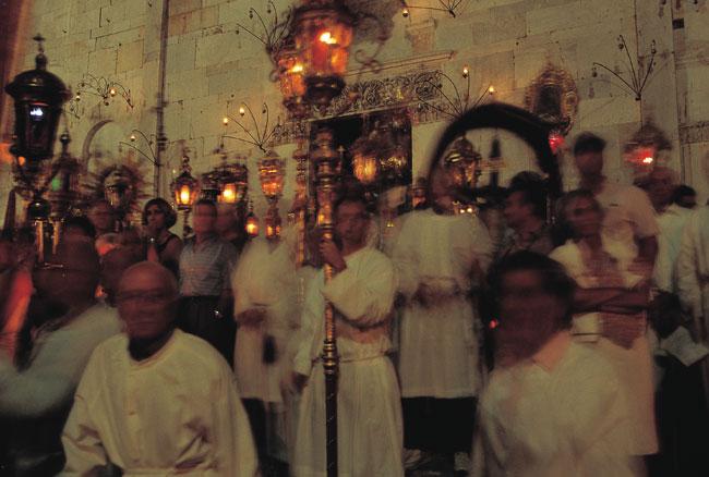 תהלוכת האורות של הצלב הקדוש, לוקה טוקסנה
