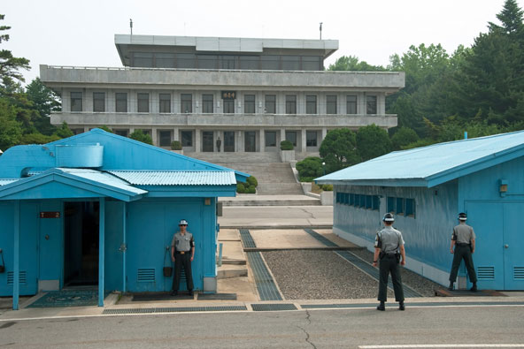 בין קוריאה הדרומית לצפונית – שמורת האזור המפורז
