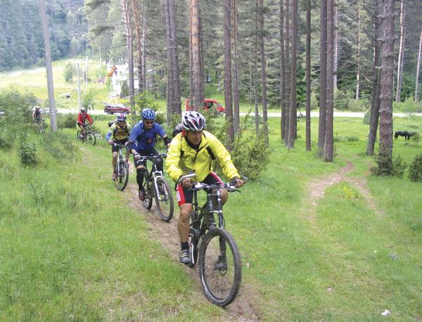 בולגריה באופניים – להתחבר אל הטבע