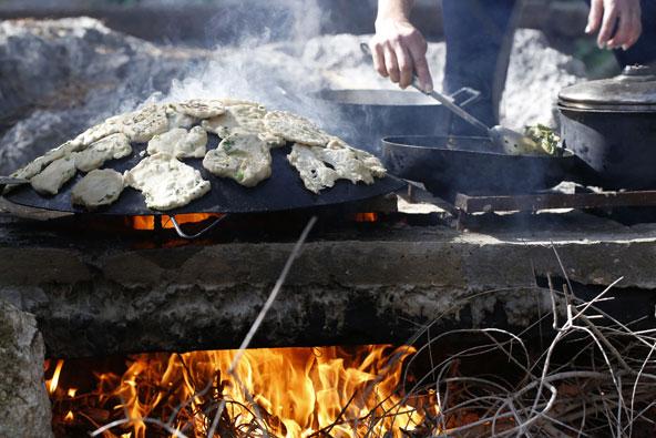 בישול מתקופת המקרא – חזרה למקורות
