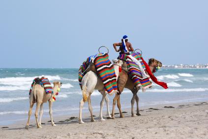 תוניסיה על חוף הים התיכון