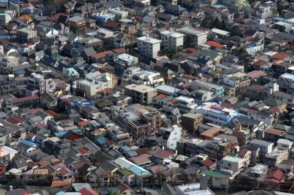 יפן – ערים גדולות. עשירים עניים