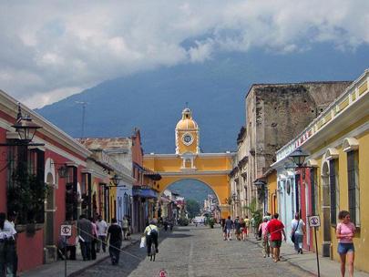 הרצאה: חגים וחגיגות במקסיקו וגואטמלה