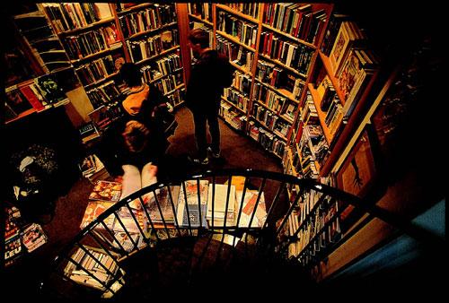 לונדון: צ'רינג קרוס, המכה של אוהבי הספרים