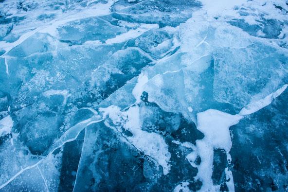 סרטון: צונמי של קרח