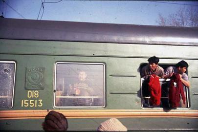 הרכבת הטראנס סיבירית: מסע מבייג'ינג למוסקבה